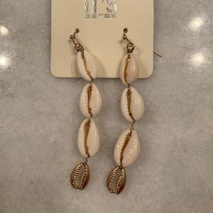 12th Tribe Shell Earrings
